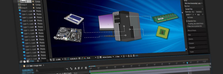 Adobe After Effects의 렌더링 속도를 높이는 방법