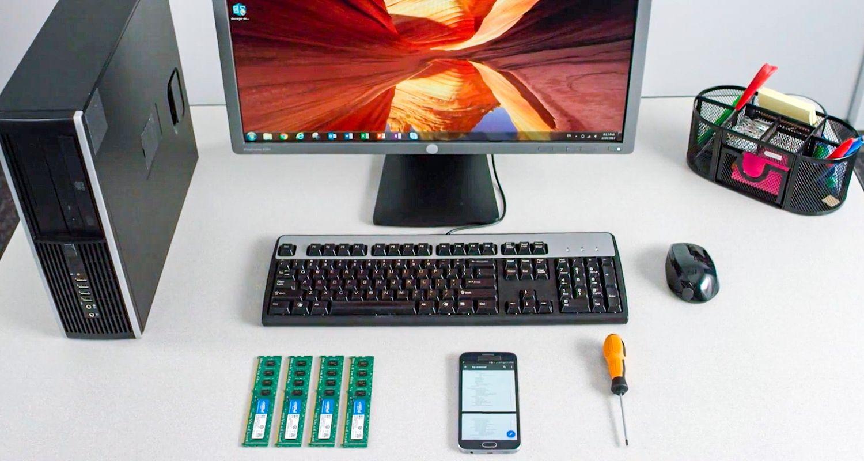 데스크톱 메모리