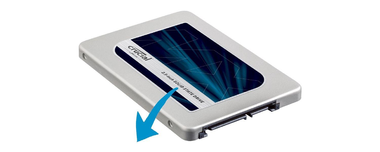 Crucial SSD 드라이브
