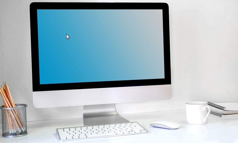 Mac 데스크톱 컴퓨터